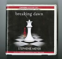 Breaking Dawn: Stephanie Meyer - Unabridged Audiobook 16CDS