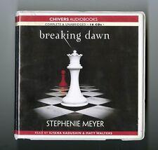 Breaking Dawn: Stephanie Meyer - Unabridged Audiobook 16CDS