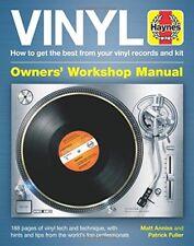 Vinyl Manual H6165 Haynes Genuine Top Quality Replacement