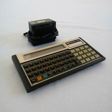 Vintage HP-71B Scientific Calculator With AU Charger