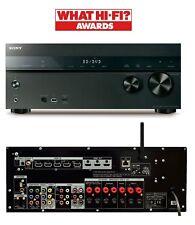 SONY STR-DN1050 7.2 CHANNEL 4K AV RECEIVER 3D BT WiFi NETWORK 9x HDMI AIRPLAY