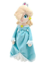 "NWT Official Sanei Super Mario All Star AC36 11"" Princess Rosalina Stuffed Plush"