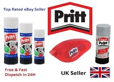 Pritt Stick Glue / Roller Non Toxic Washable - Office School Stationary Cheapest