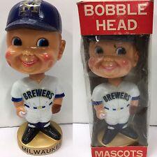 1974 Milwaukee Brewers Wisconsin  Nodder Bobblehead Vintage Baseball