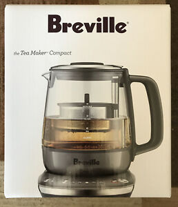 Breville BTM700SHY The Tea Maker Electric Kettle Compact