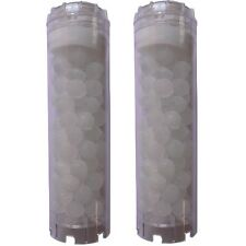 """2x Filtre à eau 10""""anti-tartre et corrosion EQUATION PILOTEPHOS DUALOFILTRE"""