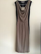 Fenn Wright Manson Womens Cowl Neck Louisa Dress. Size UK 10