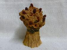 Boyds Bear Sunny Stalks W/ Corny McNibble Treasure Box 1E 4035822 NIB