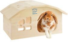 Resch Wichtelhaus Kaninchenhaus Meerschweinchenhaus Hasenhaus Chinchilla Holz