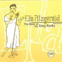 ELLA FITZGERALD - BEST OF THE SONGBOOKS  CD NEU