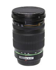 SMC Pentax DA 16-45mm 1:4 ED AL * Digital * K Bajonett * K-5 * K-70 * KP * K-3 *