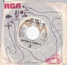 The Way I Want To Touch You / Broddy Bounce 7 : Captain & Tennille