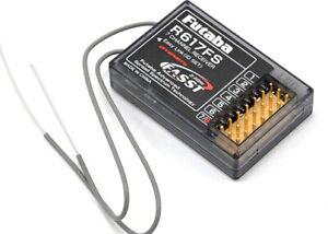 Futaba R617FS 7CH 2.4GHz FASST Receiver: 6EX / 8FG / 10C / 18MZ / 18SZ / 14SG