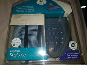 Logitech Keyboard/Case for Palm PDA M500, M125 etc