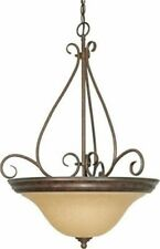 Nuvo 60-1028 - Hanging Pendant Light Fixture in Sonoma Bronze