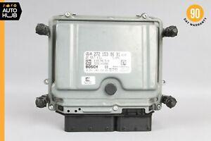 06-10 Mercedes R171 SLK350 R350 C350 ECU Engine Control Unit 2721539691 Flashed