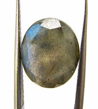 4.60 Ct Natural Untreated Labradorite Loose Faceted Gemstone Oval Cut - 18651