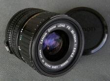 ✅ Originale Canon macro 37/70mm f3,5 new x FTb F1 A1 AE1 program AT1 EF T70 T90