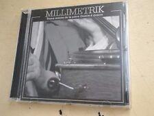 CD Millimetrik-Trame sonore de la pieve Quarte a quatre