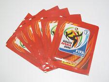 Lot x 8 Paquets de Carte PANINI FIFA World Cup 2010