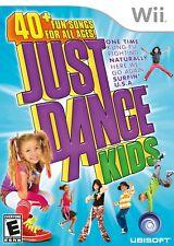 Just Dance Kids - Nintendo  Wii Game