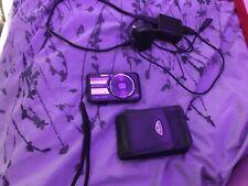 Sony Cyber-shot DSC-WX7 16.2MP Digital Camera - Black