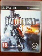 BATTLEFIELD 4 - SONY PLAYSTATION 3 - PS3 - BLU-RAY - EA GAMES - COMPLETO