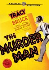 The Murder Man DVD (1935) - Spencer Tracy, Virginia Bruce, Lionel Atwill