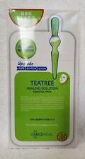 MediHeal TEATREE 10 Mask Healing Solution Essential Transition Cellulose New
