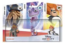 Disney Infinity Villains 3 Pack Davy Jones Randy s