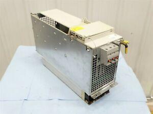Siemens 6SN1124-1AA00-0LA3 Ver A Simodrive Power Module