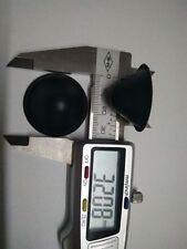 10 pcs 32mm WOOFER Shape:warhead, bullet, projectile nose speaker paper dust cap