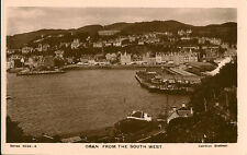 OBAN ( Scotland) :Oban from the South West RP-DAVIDSON BROS