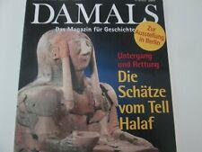 DAMALS - Magazin für Geschichte & Kultur 2/2011 Die Schätze vom Tell Halaf p225