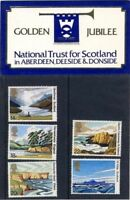 GB 1981 National Trust Aberdeen private Presentation Pack VGC stamps