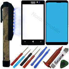 Nokia Lumia 925 LCD Display Glas Front Glass Scheibe + UV LICHT LAMPE + LOCA