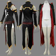Beautiful Code Geass CC Queen's Cosplay Costume Black Cosplay Costume Customized