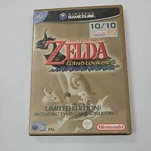 The Legend of Zelda: The Wind Waker - Limited Edition (Nintendo GameCube, 2003)