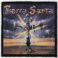 TIERRA SANTA PATCH / SPEED-THRASH-BLACK-DEATH METAL