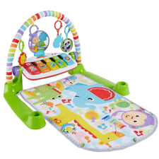 Fisher-Price Deluxe Kick & Play Piano Gym, Standard Packaging