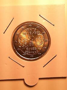 2 EURO FRANCE 2013 TRAITE ELYSEE COMMEMORATIVE NEUVE