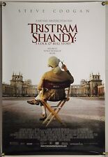 TRISTRAM SHANDY DS ROLLED ORIG 1SH MOVIE POSTER STEVE COOGAN ROB BRYDON (2006)