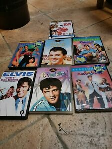 Elvis presley DVD  film lot