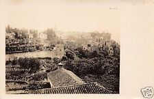 Granada Spain The Alhambra As Seen From The Generalife Real Photo Postcard 1900s