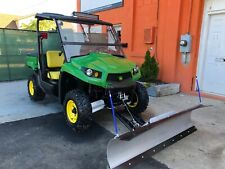 John Deere GATOR XUV 550 with brand new KFI Plow and winch, brand new tires