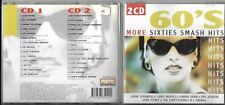 2 CDS 28T MORE SIXTIES SMASH HITS PITNEY/SHANNON/ARCHIES/JOE TEX/FATS DOMINO