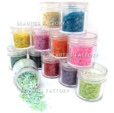 Decorazioni glitter acrilico per unghie