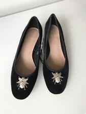Zara Women's Velvet Shoes for Women