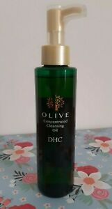 DHC OLIVE Concentrated Cleansing Oil facial cleanser  150ml
