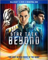 Star Trek Beyond [New Blu-ray] With DVD, Digitally Mastered In Hd